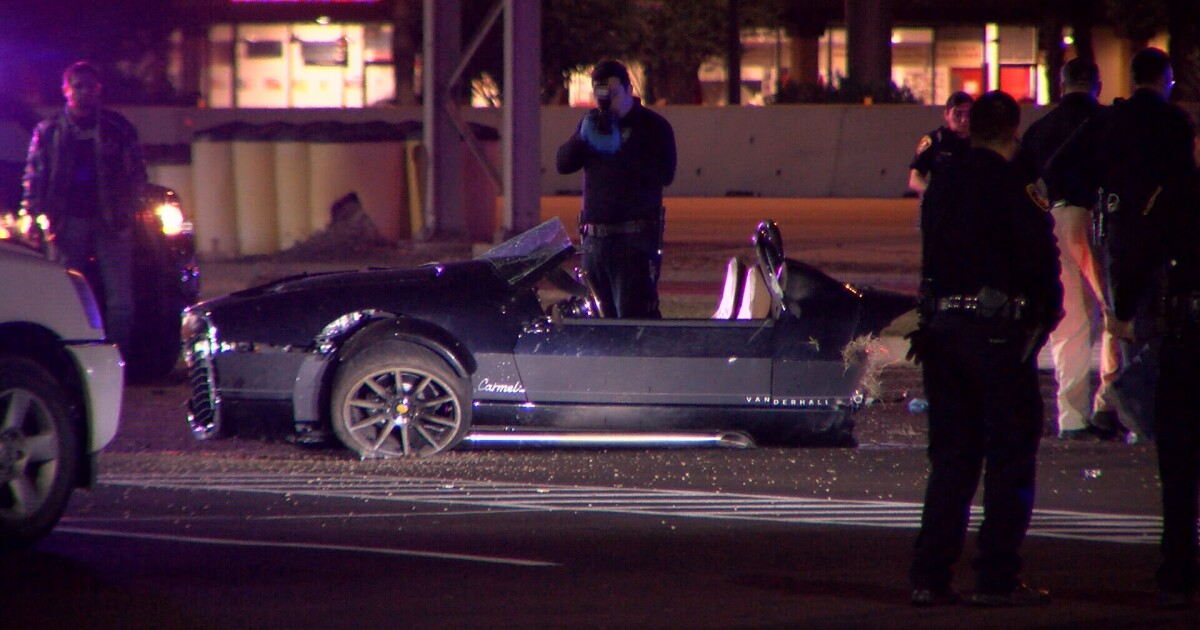 Man killed in three-wheeled motorcycle rollover crash