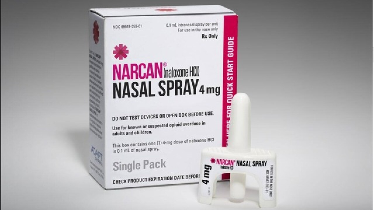 Surgeon General urges Americans to carry narcan