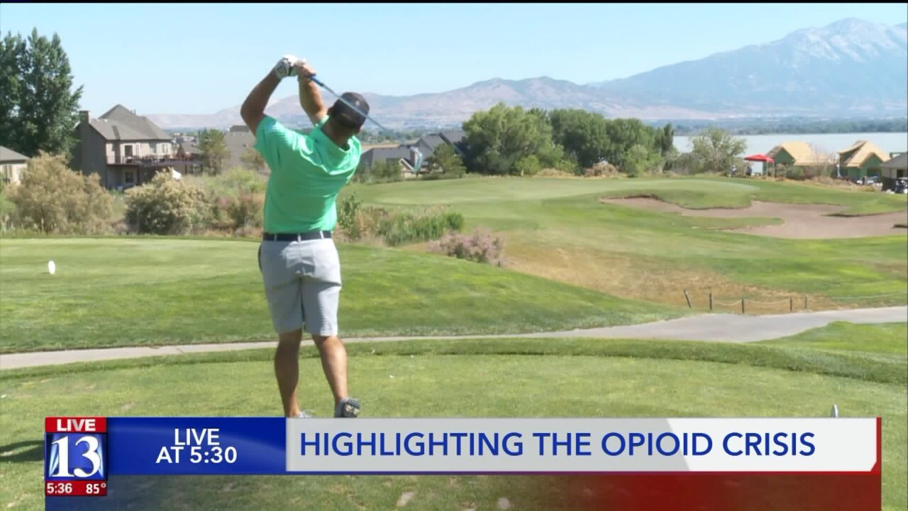 Annual 'Love You, Man' golf tournament raises money, awareness to fight opioid addiction
