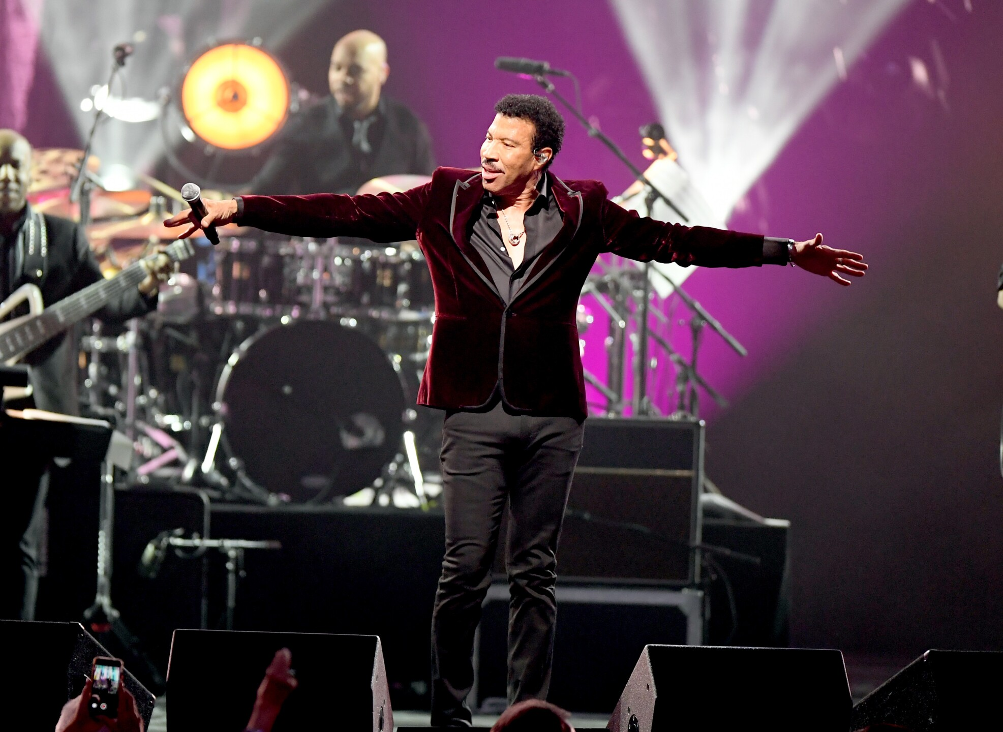 Lionel Richie to perform July 2 at Summerfest