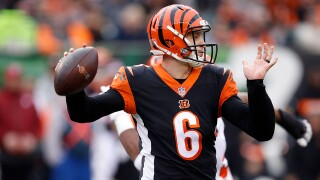 Bengals players have great confidence in QB Jeff Driskel while Dalton is out