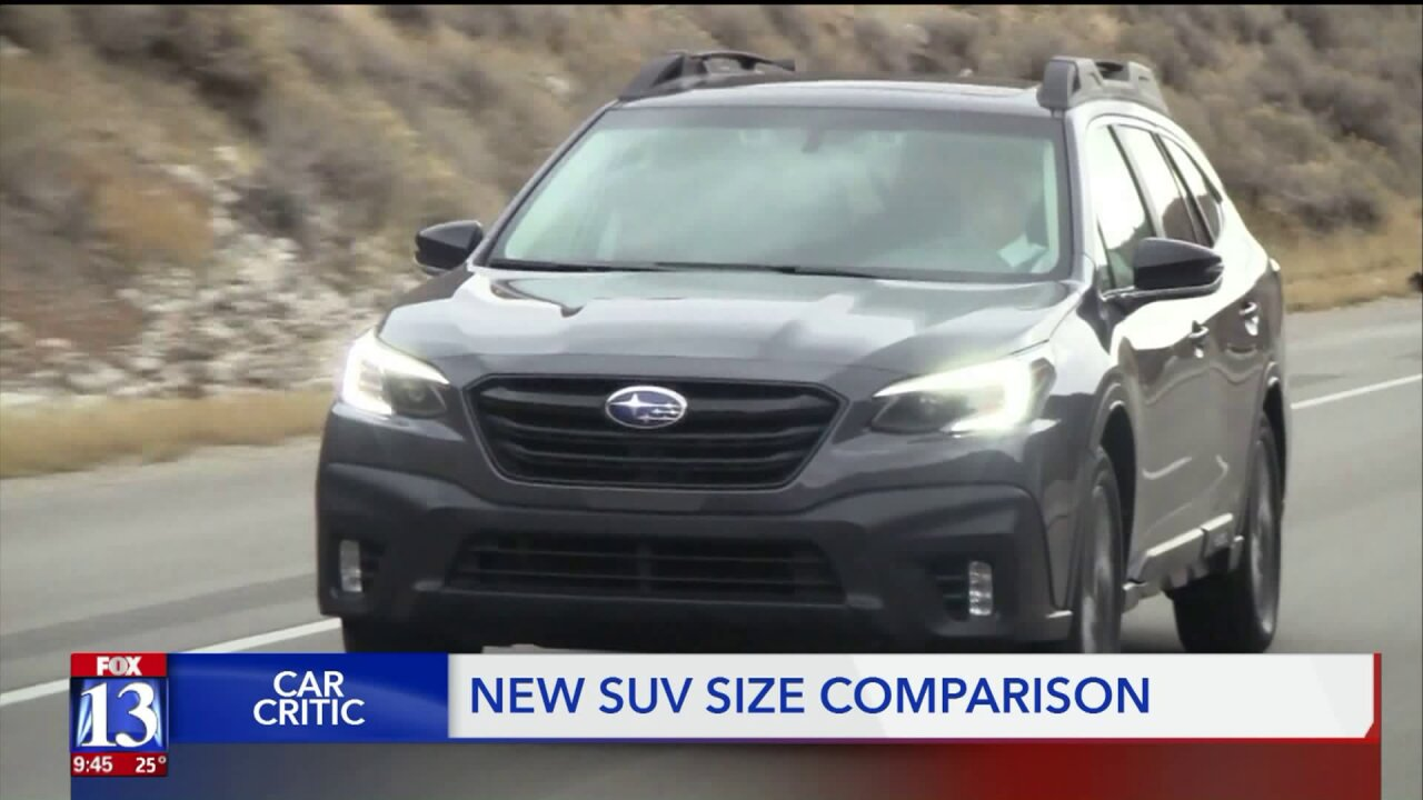 Car Critic: A stronger, stiffer, safer Subaru Outback