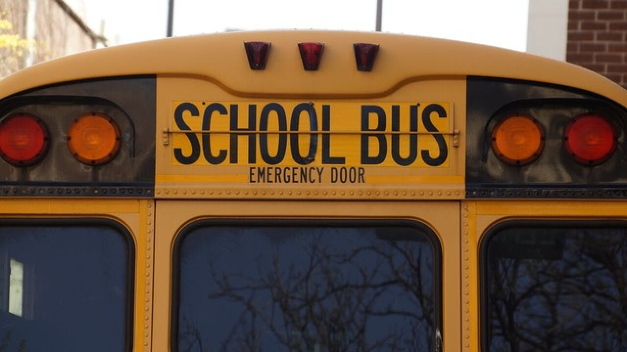 Batteries stolen from Piper School District buses impacting Friday morning routes