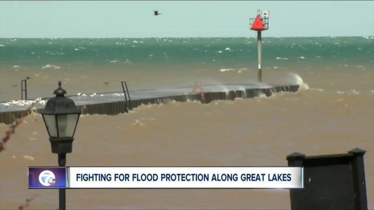 Protecting New York's Great Lakes Coastline