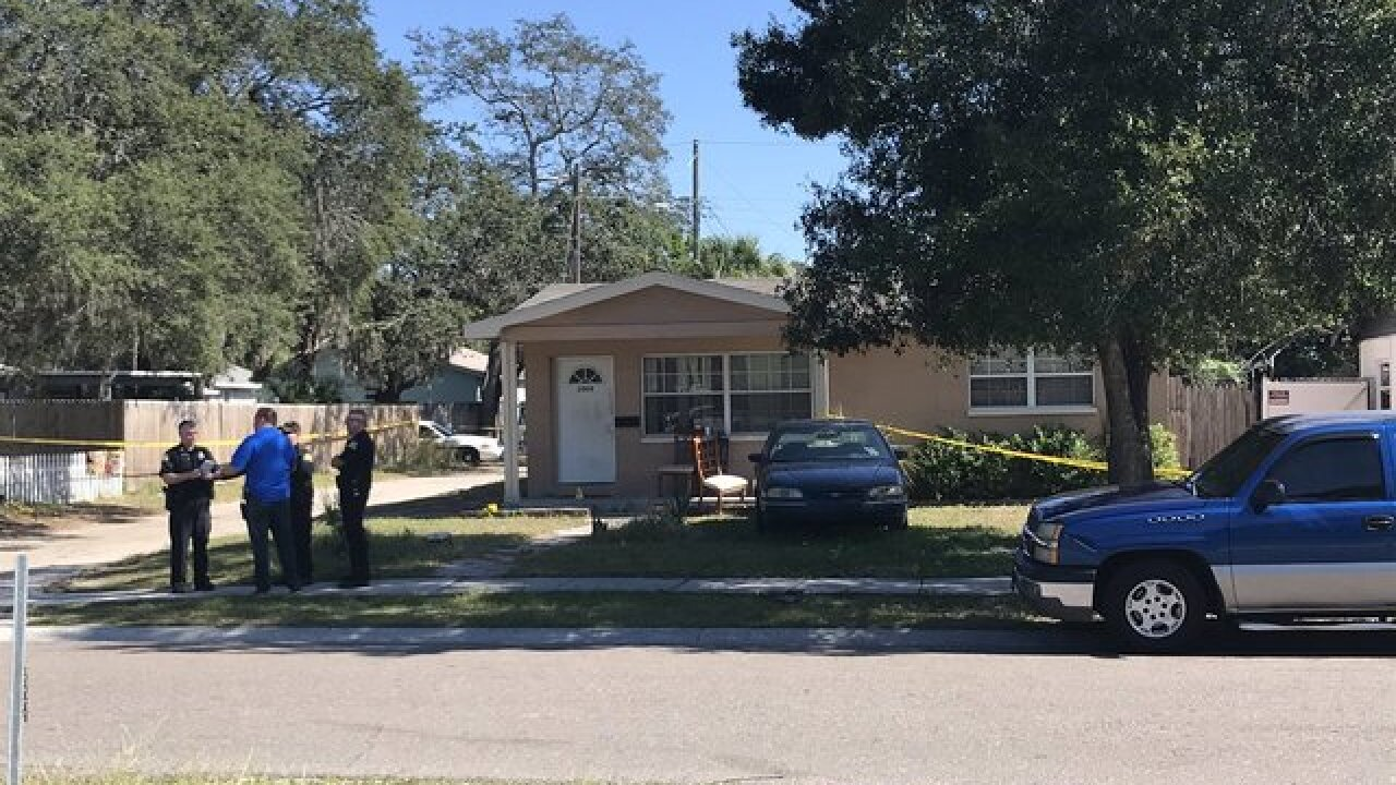 FL woman sitting on porch killed by stray bullet
