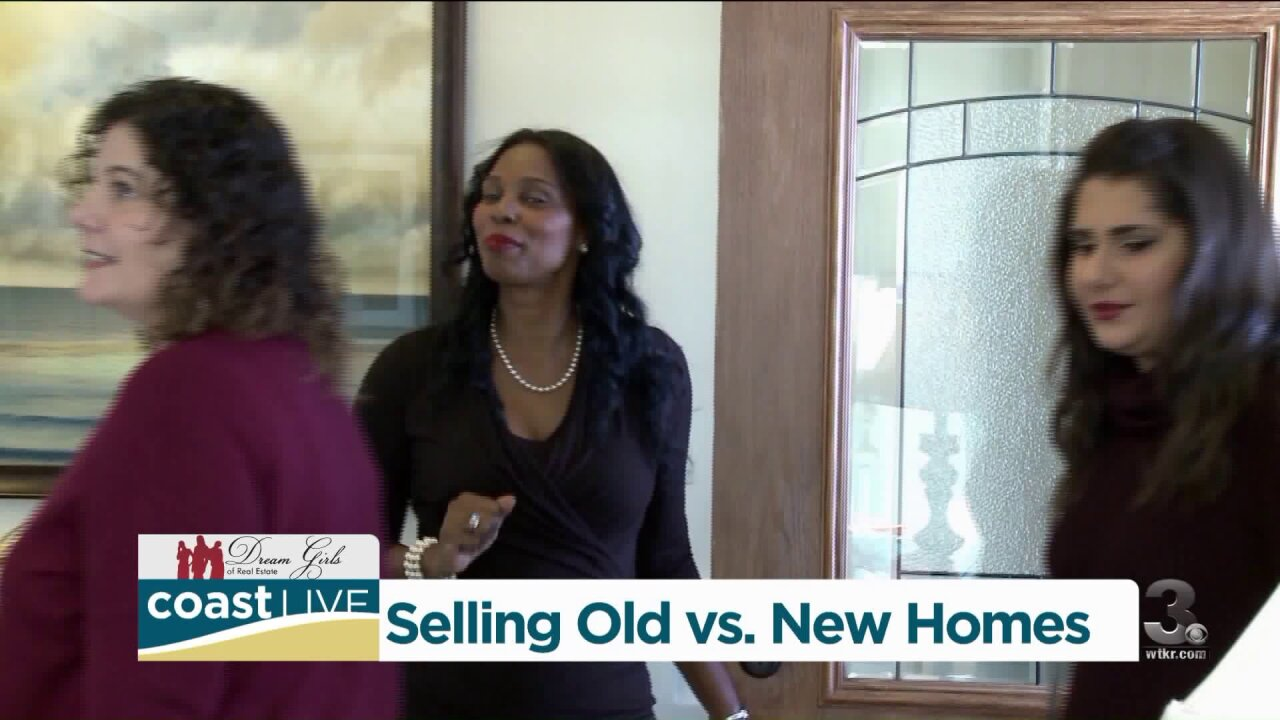 Pros and cons of buying an older home vs new construction on Coast Live