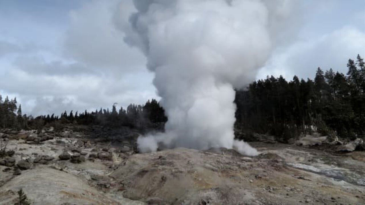 World's tallest geyser keeps erupting, and scientists aren't sure why