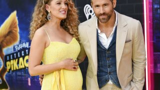 Blake Lively,Ryan Reynolds