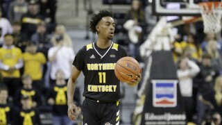 Northern Kentucky Missouri Basketball