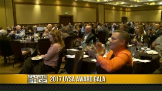 2017 Utah Youth Soccer AwardsGala