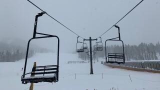 Monarch Mountain ski lift