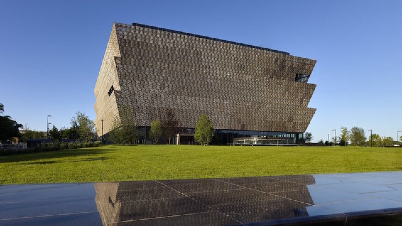 Noose found hanging from tree at National Museum of African-American History and Culture