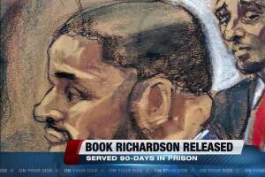 Former UA assistant basketball coach Book Richardson released from federal prison