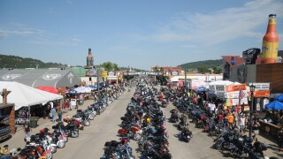 Annual Sturgis Motorcycle Rally expecting 250,000 people, stirring COVID-19 concerns