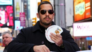 Magician David Blaine to perform in St. Pete on June 6