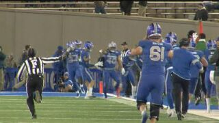 Air Force shuts out Fresno State