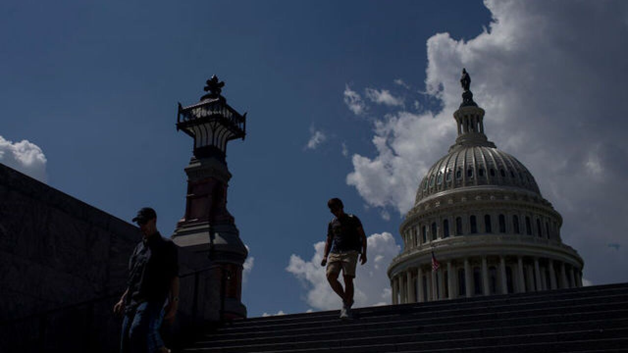 House approves spending bill to avert government shutdown