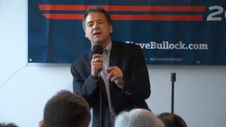 NY, California, DC are big donor sources for Bullock's prez campaign