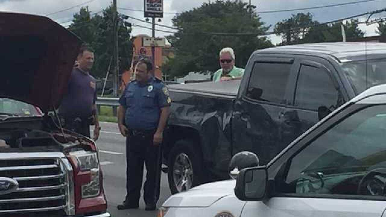 Suspect in Elkton wrong-way crash awaits charges