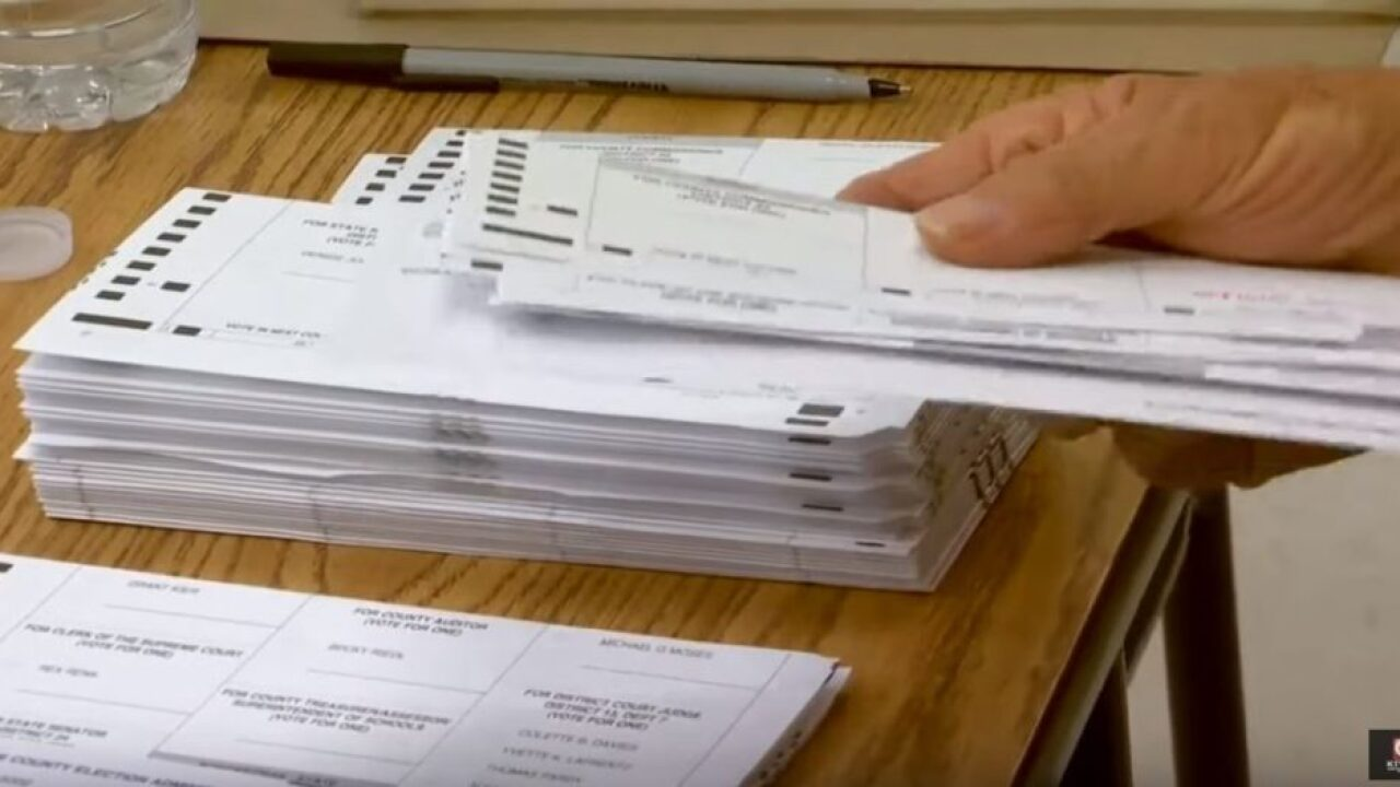 Montana officials remind voters about changes to ballot collection rules