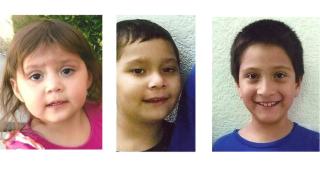 Three children found in Texas