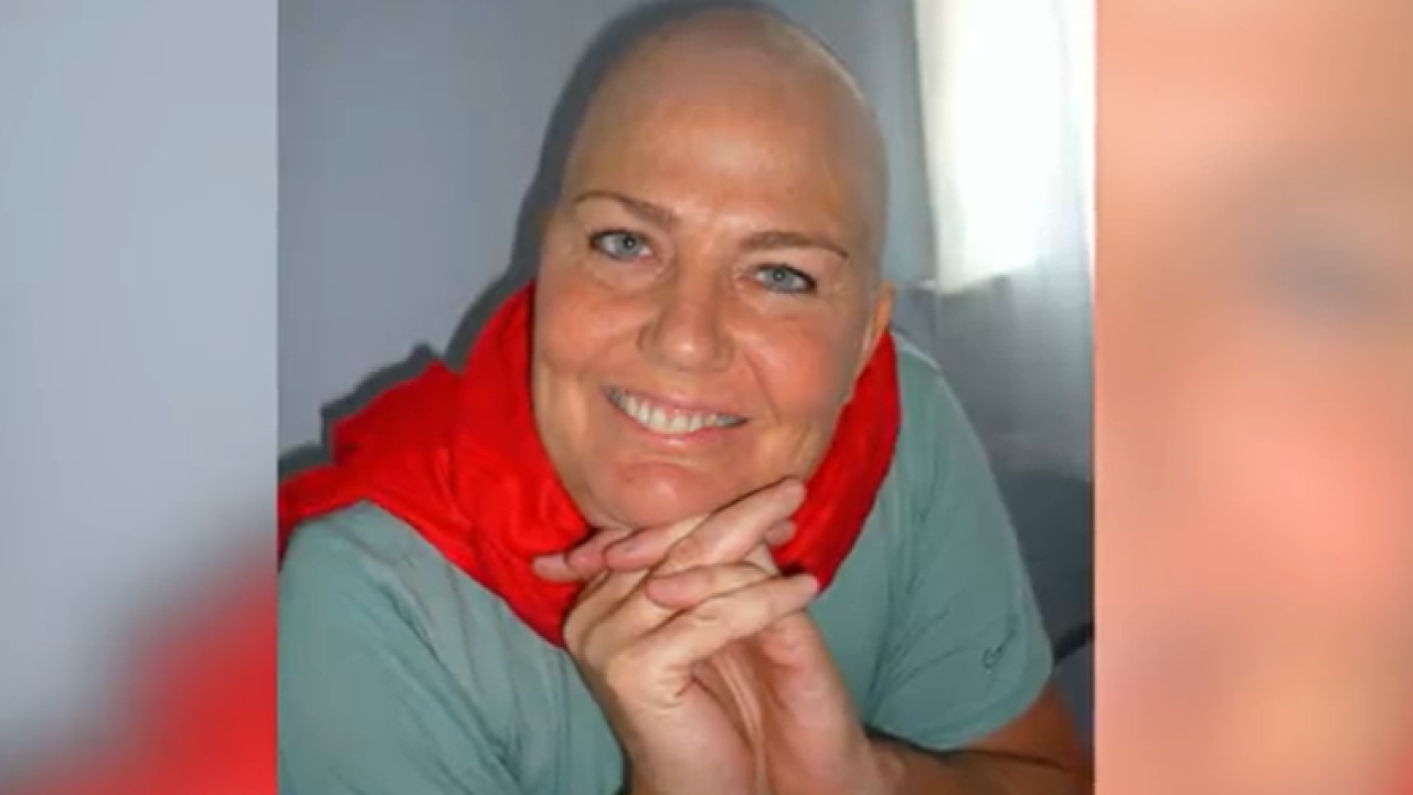 Stage 4 breast cancer patient gets 3rd COVID-19 vaccine