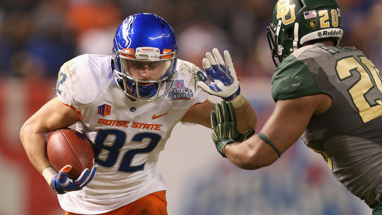 Baylor rolls over Boise State 31-12 at Cactus Bo