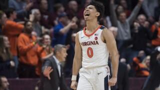 APTOPIX Virginia Virginia Tech Basketball