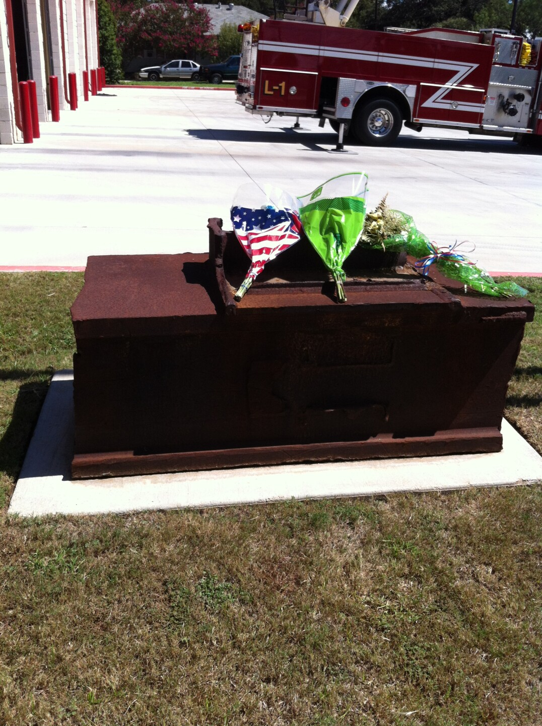 Lampasas County Remembrance Ceremony (Photo by: Bob Caughron)