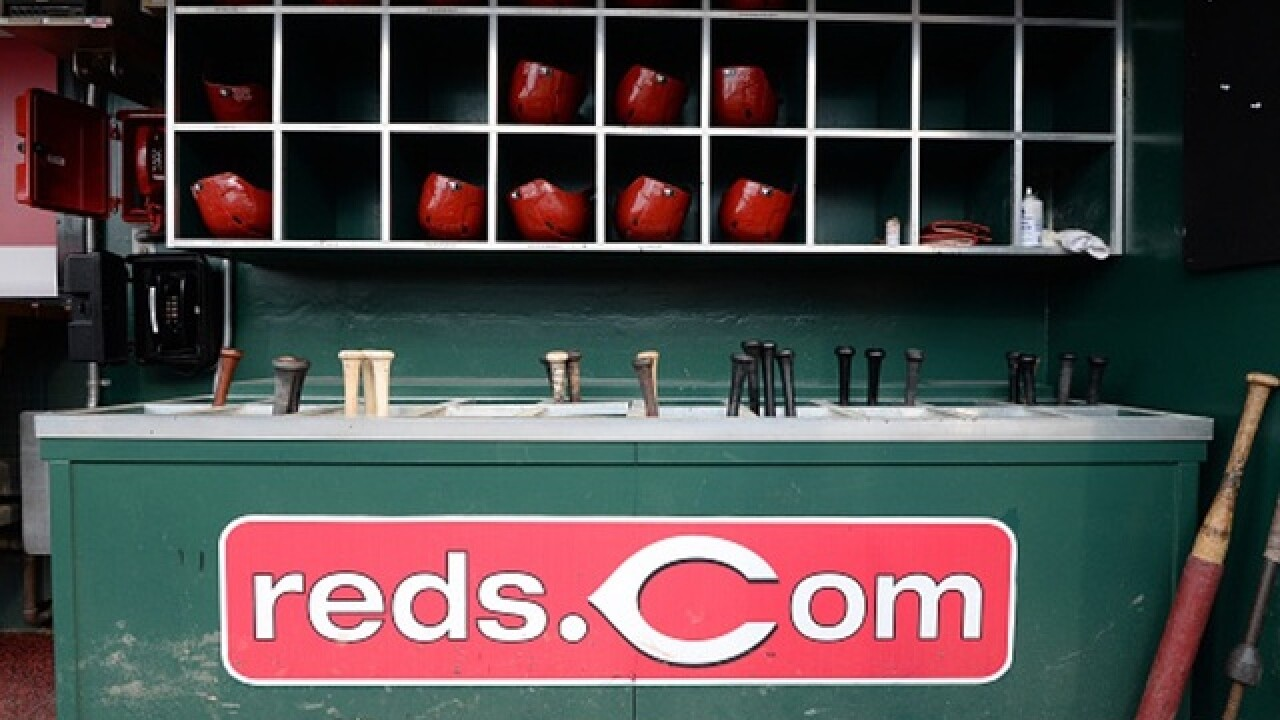 Check out the Reds roster here