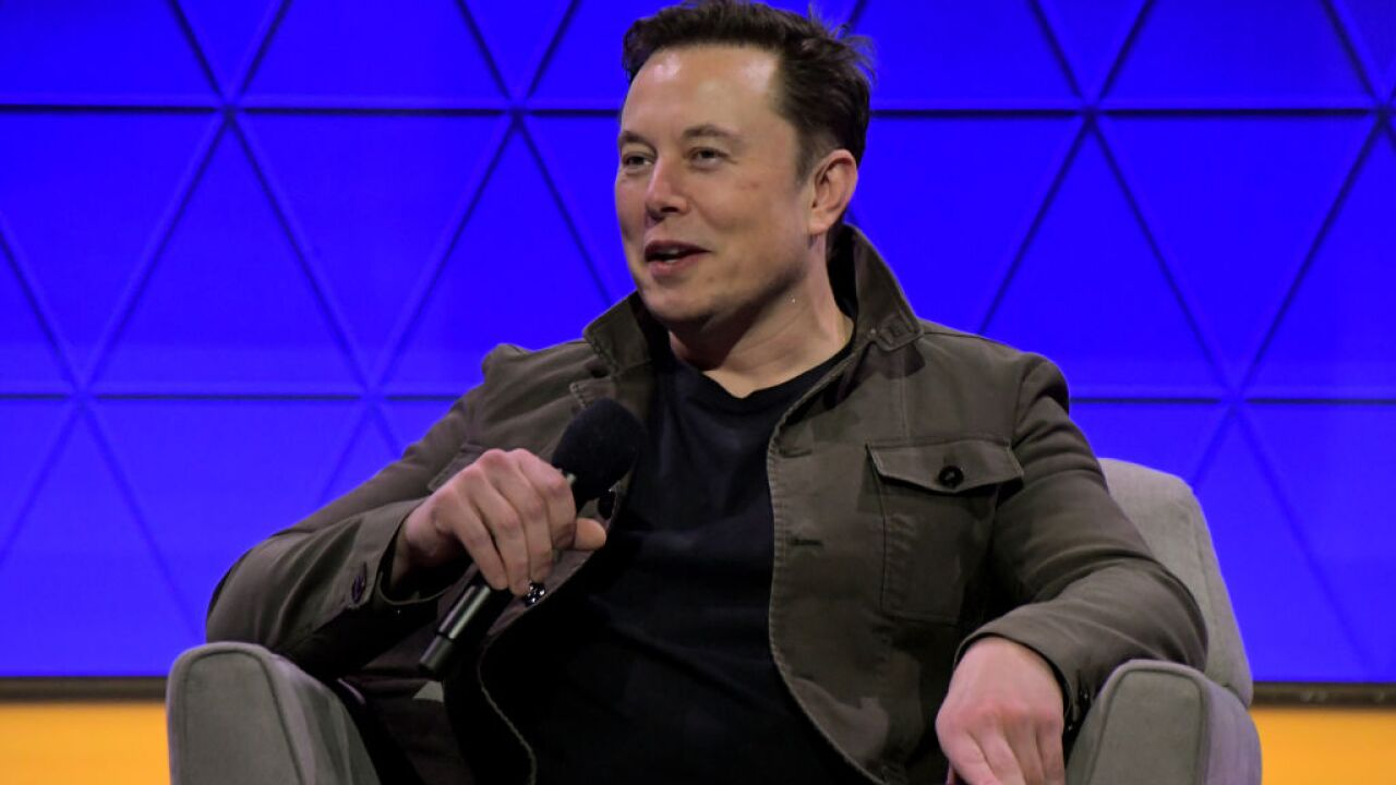 Elon Musk says he deleted his Twitter account. He announced it on Twitter