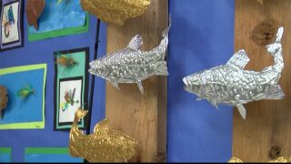 Kalispell art project emphasizes importance of art in elementary education