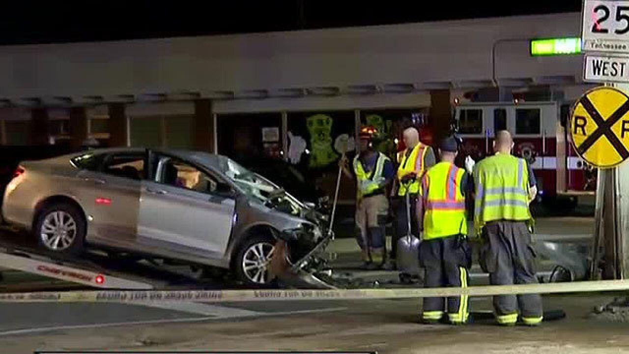 One Killed, One Injured In Gallatin Crash