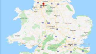 Five people stabbed at mall in Manchester, England