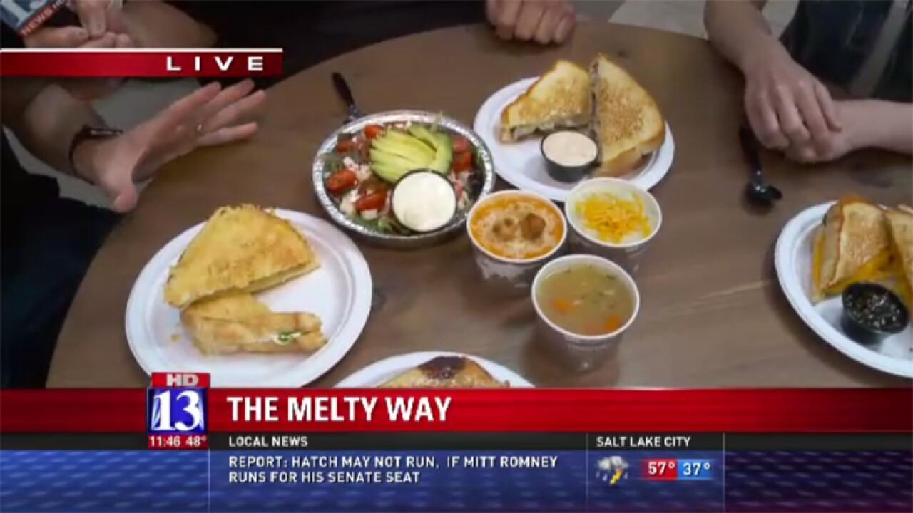 Taste Utah – Let's Lunch at MeltyWay