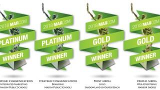 King Media Wins Four International MarCom Awards