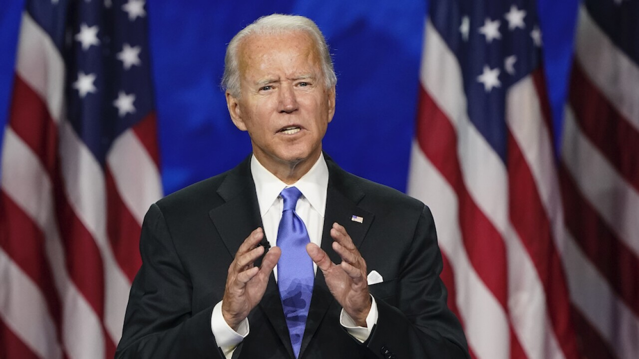 Democratic presidential candidate Joe Biden to visit Kenosha Thursday
