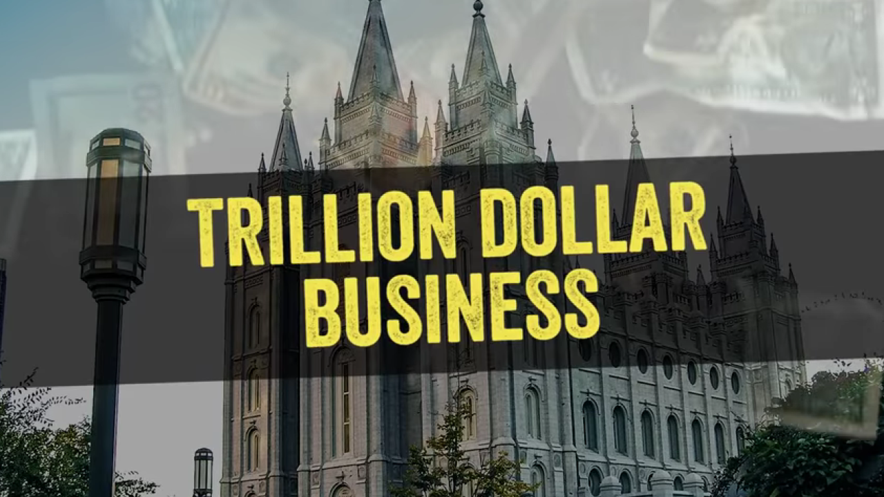 New ads target the LDS Church and its tax-exempt status