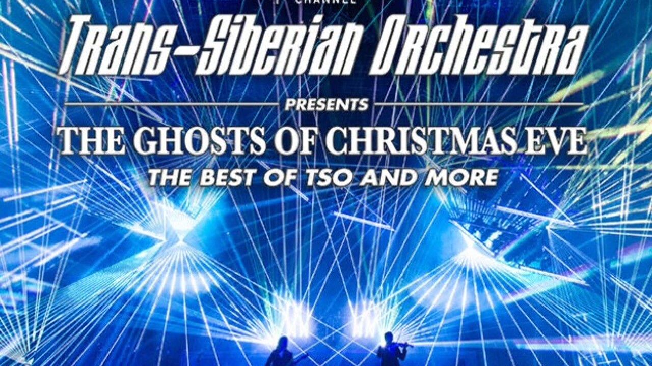 Get ready to rock: Trans-Siberian Orchestra is returning to Buffalo