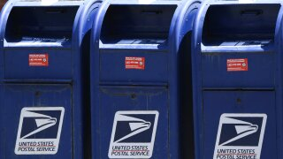 Postal Service, USPS Mailbox