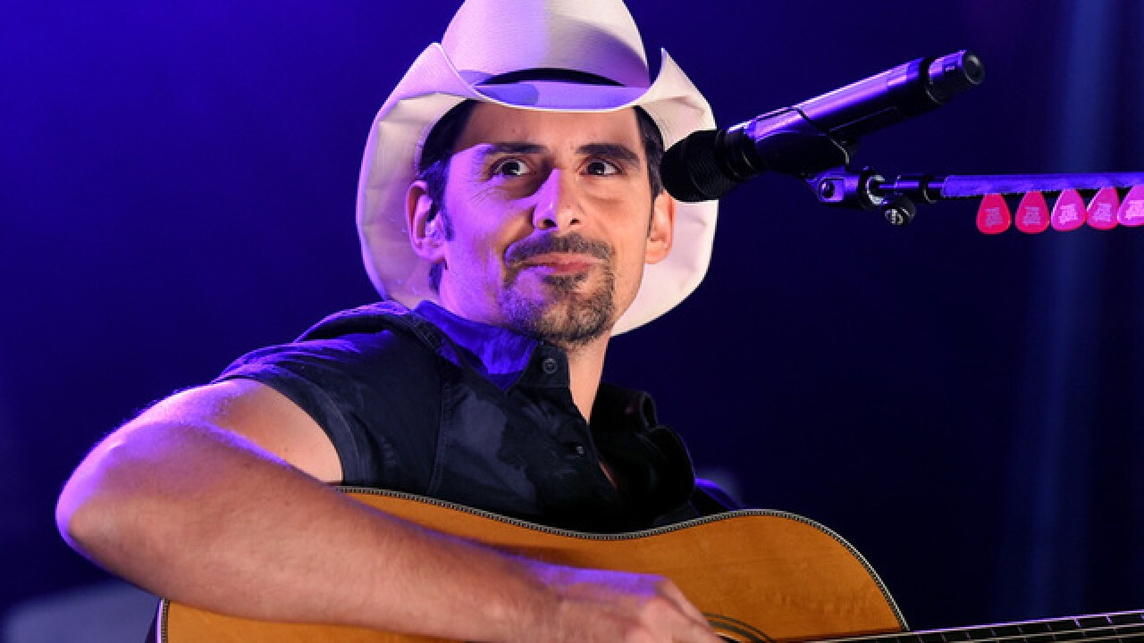 CMA Awards: Co-hosts Brad Paisley, Carrie Underwood will balance honoring Vegas victims