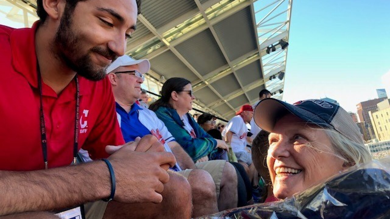 Cleveland Indians honor Juno Beach woman's tickets 52 years later after train accident