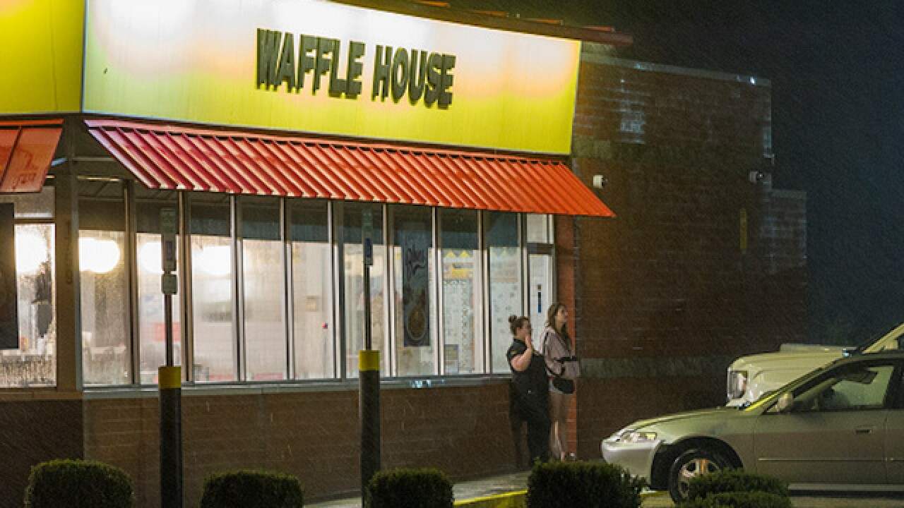 Waffle House Index: How FEMA uses the beloved southern chain to determine a hurricane's fury