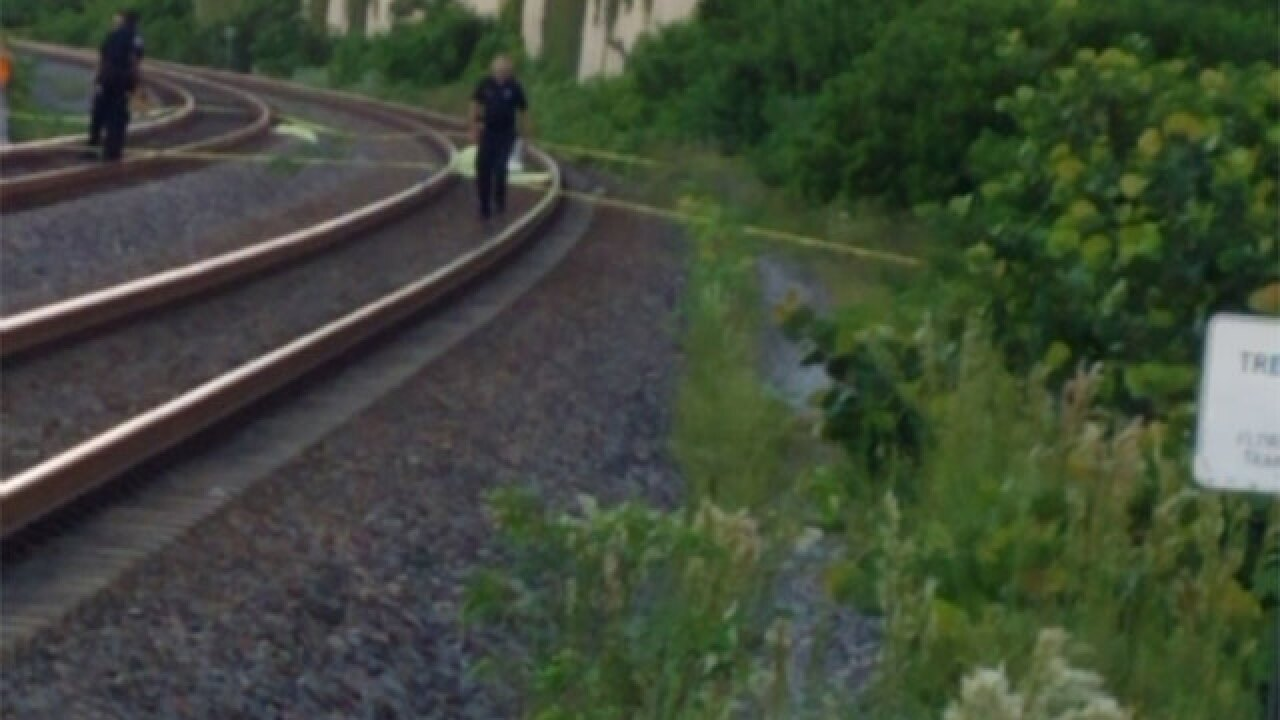 Man struck and killed by Tri-Rail train in West Palm Beach