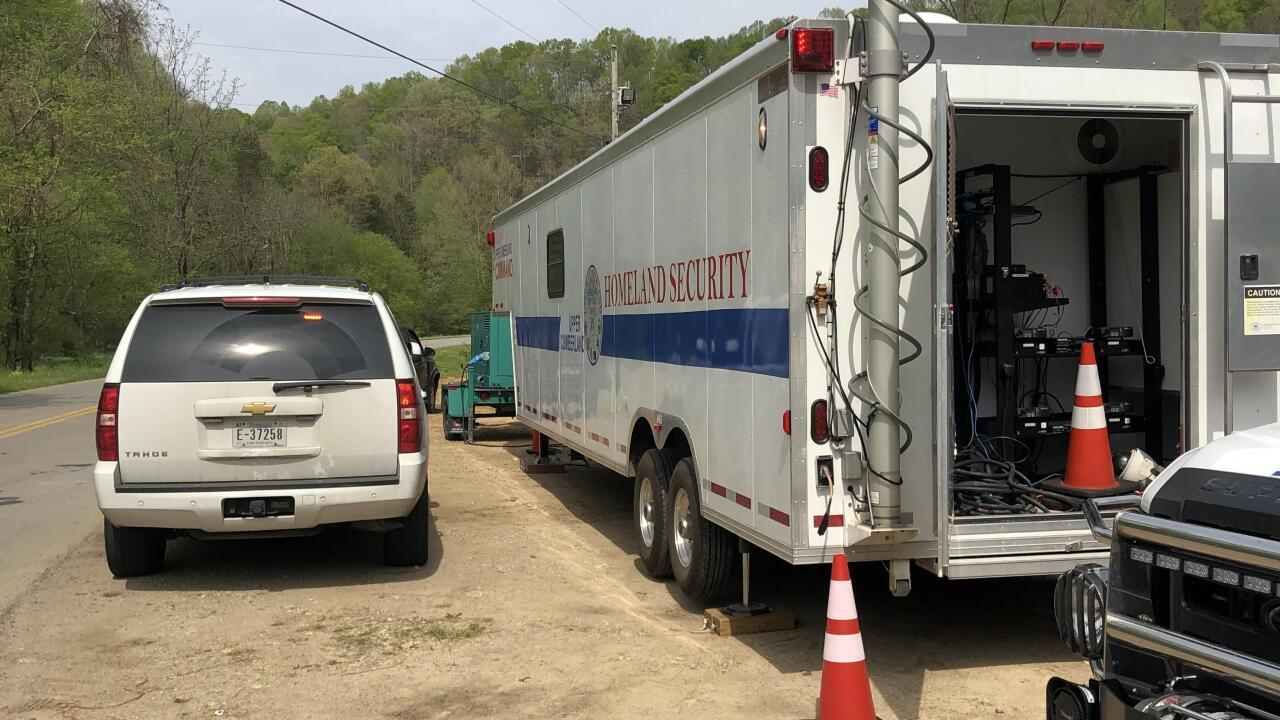 Gainesboro Cave Rescue Jackson County 2