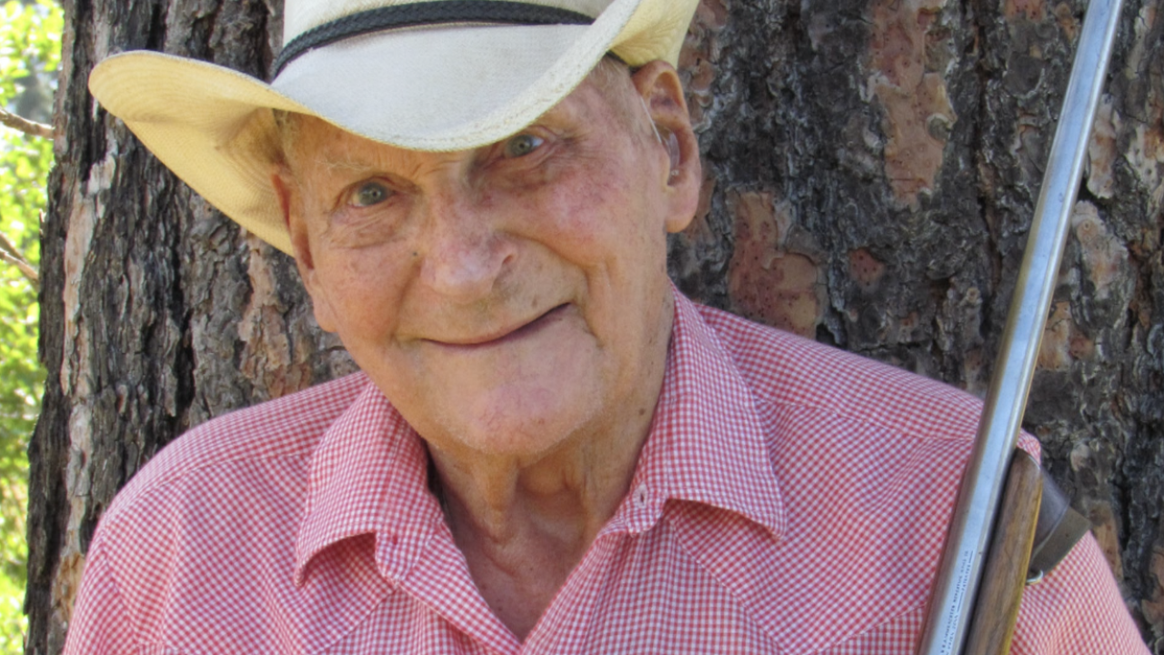 Montana's 1st certified hunter education instructor dies at 100, legacy lives on