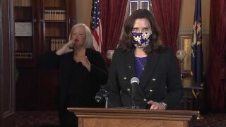 Gov. Gretchen Whitmer - 1/13/2021