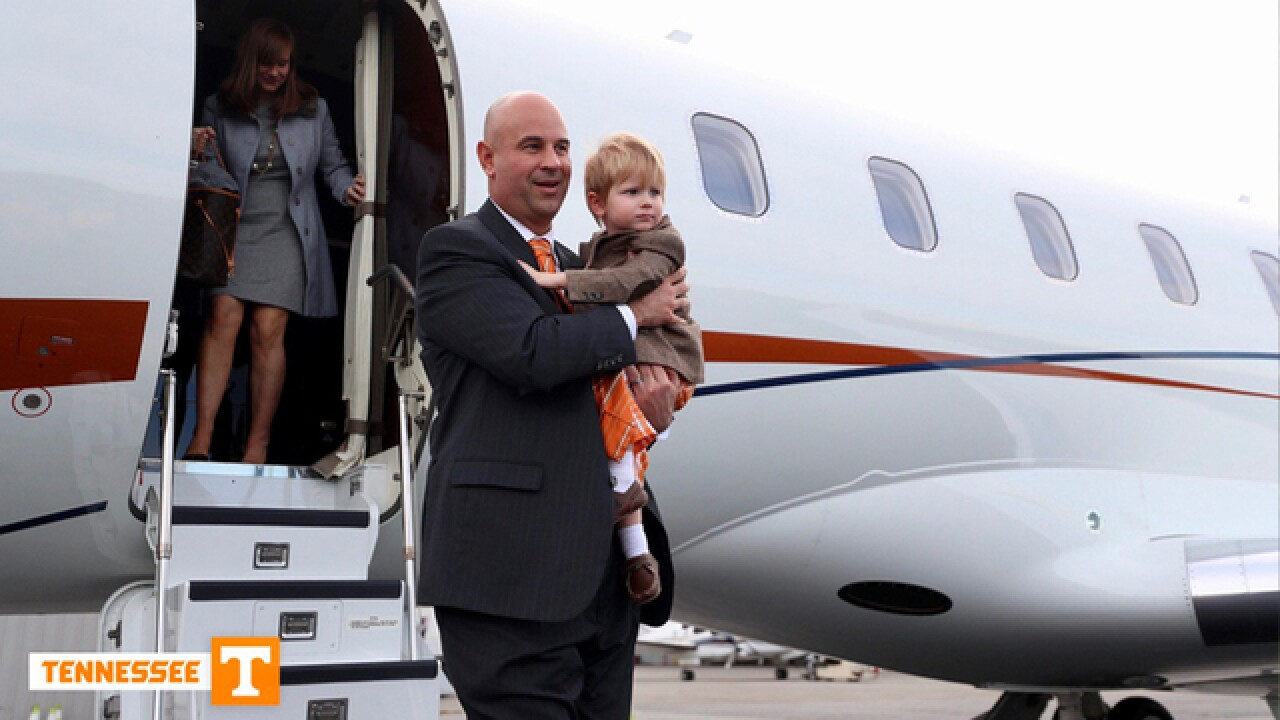 Jeremy Pruitt Named Tennessee Football Coach
