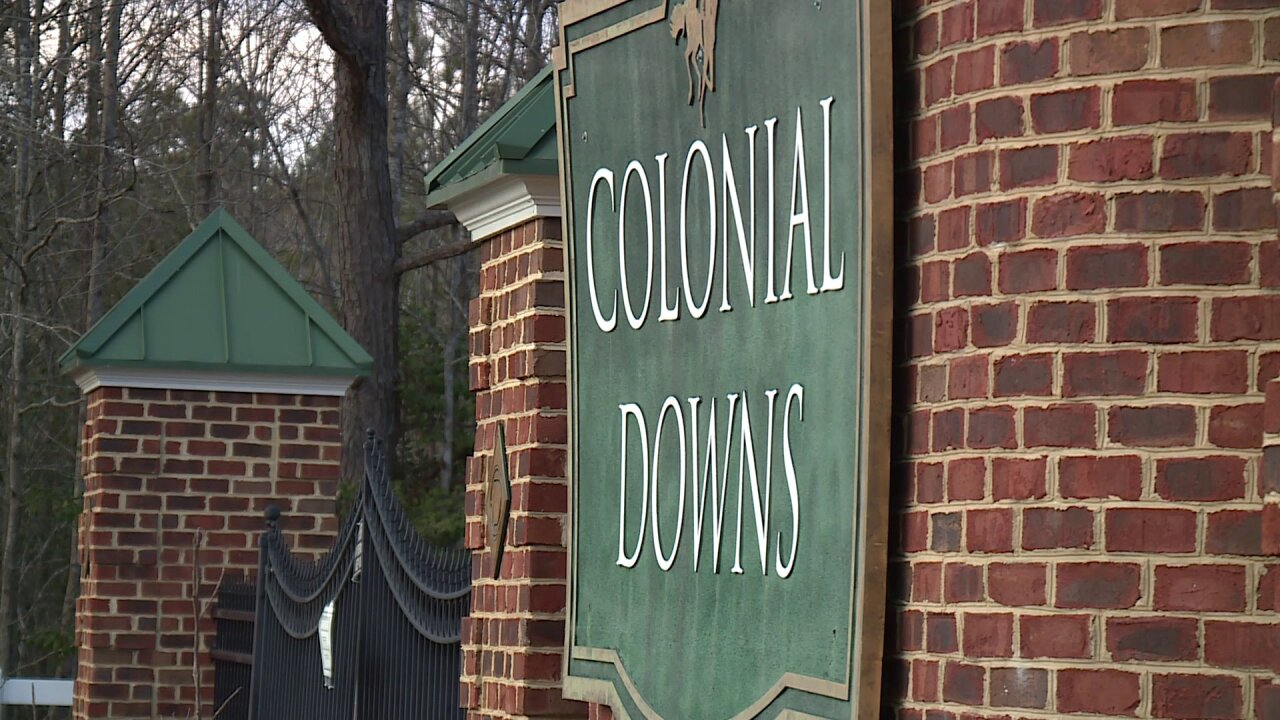 Bets could be back on with approval of slot-like gaming machines at Colonial Downs