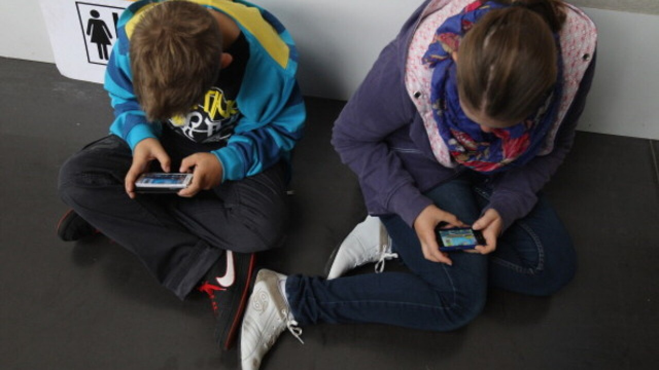 children smartphone